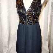 Сказочное платье с прозрачной спинкой