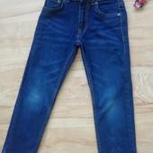 ▶▶▶Джинсы узкачи плотный джинс 104-110 р◀◀◀уп 15%, нп 5% скидка!