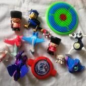 Іграшки одним лотом