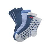 ⚙ Лот 2 пари ⚙ Якісні шкарпетки від Tchibo (Німеччина), розмір: 35-38