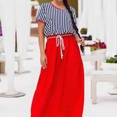 Стильные платья.  Размеры 48-62