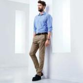 Крутые мужские брюки Chino от тсм Tchibo Германия, размер 48-50наш