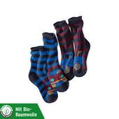 ☘ Лот 1 пара☘ Дитячі шкарпетки від tcm Tchibo(Німеччина), розмір 23/26, бордо