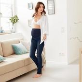 ❤️Esmara Германия❤️фирменные комфортные джинсы для будущей мамочки евро 42