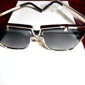 Стильные солнцезащитные очки, UV400, читайте