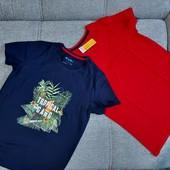 Блиц-цена! Набор футболок на 13-14 лет рост 158! из Польши! качество премиум! хлопок!