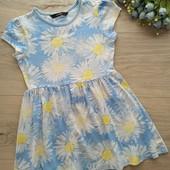 Платье для девочки 2-3года. Хорошее состояние