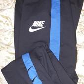 """Спортивні штани """"Nike """" з вставкою 38,42 розм."""