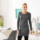☘ Ефектне плаття з шерстю від Tchibo (Німеччина), розміри наші: 54-56 (48/50 євро)