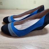 Очень удобные туфельки 25,5 см.