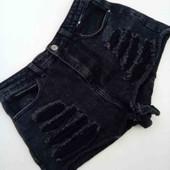 Стильные шорты с высокой талией