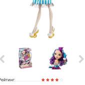 Кукла Меделин Хеттер страна чудес 43см.!!!!!!! Ever After High оригинал!!!!