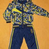 Новый спортивный костюм на мальчика .Распродажа.