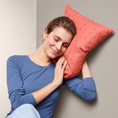 ☘ Подушка для подорожей з мікрофібри від Tchibo (Німеччина), 40 х 45 см