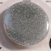 Сверкающий 3D Glitter Попсокет. Держатель для смартфона. Лот 1шт (фото1)