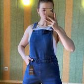 Летний джинсовый комбинезон New Look