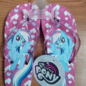 My little pony вьетнамки 32-33 размер