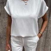 Блуза/футболка в стиле оверсайз ,2цвета в наличии