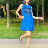 Стильное платье на лето