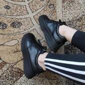 Кросівки еко шкіра