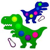 Сенсорная игрушка антистресс, брелок simple dimple (симпл димпл) pop it (поп ит)