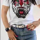 женская стильная футболка от Sublevel