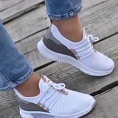 Текстильные кроссовочки!Самая удобная обувь.38-24см 41-25,5см