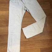 Фирменные легкие спортивные штаны