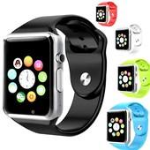 Умные часы Smart Watch A1 Смарт часы Bluetooth