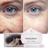 Крем для отбеливания кожи лица, убирает веснушки и пигментные пятна