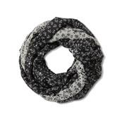 ☘ Шаль з чорно-білим принтом отTchibo (Німеччина), розмір універсальний
