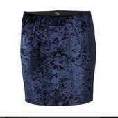 Бархатная юбка Esmara by Heidi Klum размер 42 Германия8