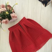 Дорогая классная юбка на подьюбнике для девочки