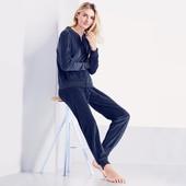 ☘ М'які і затишні велюрові штани для будинку від Tchibo (Німеччина), розміри: 42-46 (36/38 євро)