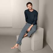 ⚙ Домашні штани 100% бавовна., Relax і відпочинок від Tchibo (Німеччина), р .: 48-50 (M євро)
