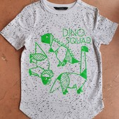 ♡ Замечательная футболочка от George, р. 86/92; 92/98; 98/104; 104/110.