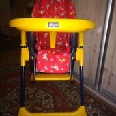Стул стульчик столик для кормления Chicco