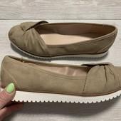 Туфли Graceland 39 размер стелька 25 см от края до края