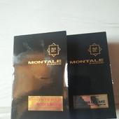 Оригинал. Одним лотом два пробника Montale Paris.