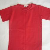 Фирменная футболка девочке 10-12 лет хлопок в идеале