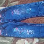 джинси для маленької принцеси