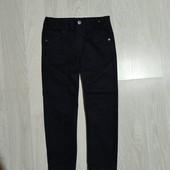 Качественные джинсовые котоновые штаны Denim Co. 4-5р. 110р.