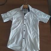 Рубашка /8-10 р.