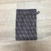 ☘ Лот 1 шт ☘ Мочалка-рукавичка від Gina (Німеччина), розмір євро: 15 х 22