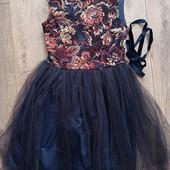 Новое.Платье нарядное 158-164.