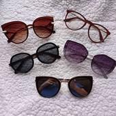 Величезний розпродаж окулярів, 5 окулярів одним лотом