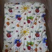 Детское одеяло, на синтепоне, смотрите замеры.