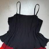 Роскошная блуза -топ,плиссе от Vero moda!