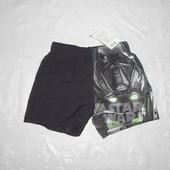 р. 110-116, шорты пляжные Star Wars, оригинал!