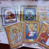 Схемы вышивки Икон Богородицы